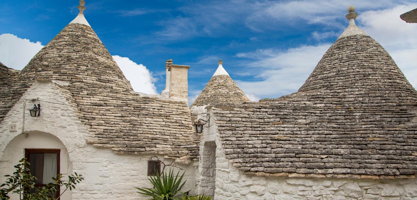 I trulli di Alberobello
